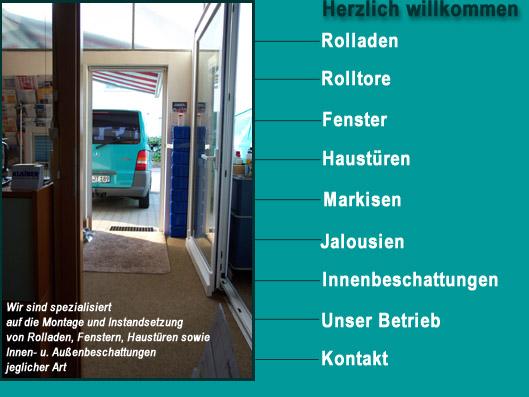 Schaub Fachbetrieb F R Rolladen Fenster Haust Ren